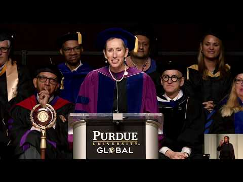 Purdue University Global's 2019 Commencement Highlights