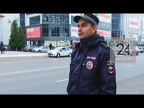 ГИБДД проводит в Нижнекамске «Неделю безопасности»