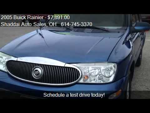 2005 Buick Rainier CXL LOADED - for sale in Whitehall, OH 43