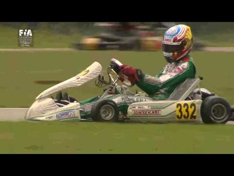 Video: 2017 CIK International KZ2 Super Cup