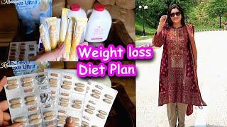 How I lost 7 Kg Weight in 9 Days -  World's best Diet Plan !!!