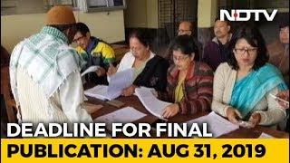 Assam Citizens List: Top Court Extends Deadline To August 31