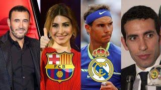 من يشجع أبرز مشاهير العالم في الكلاسيكو؟ خلاف بين ملك عربي ونجم كبير