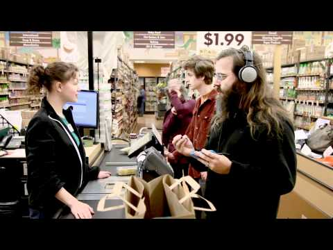 Co-Op Stories: Episode 1 - Cell Phone Checkout