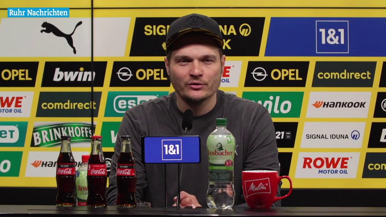"""BVB-Trainer Terzic über Sancho: """"Er belohnt sich"""""""