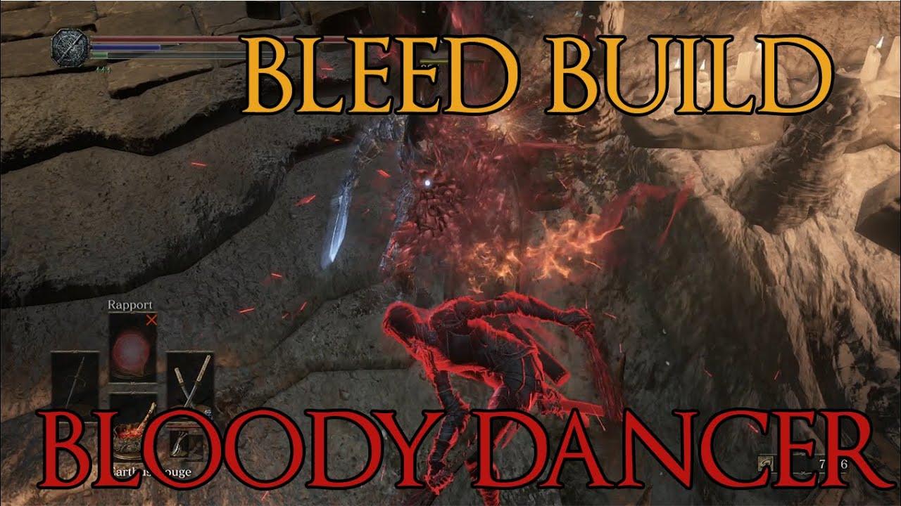 Dark Souls 3 - Bloody Dancer - Bleed PvP Build