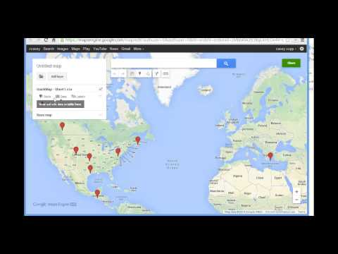 Create Web Maps in 5 Minutes with ArcGIS Online and Google Maps