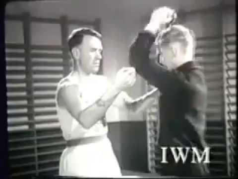 Hand To Hand Combat, World War II Combatives (Jujitsu by James Hipkiss)