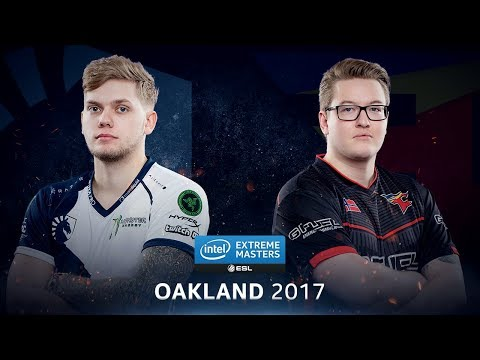 CS:GO - Team Liquid vs. FaZe [Inferno] - Group B Round 5 - IEM Oakland 2017