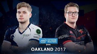 CS:GO - Team Liquid vs. FaZe [Inferno] - Group B Round 5 - IEM Oakland 2017