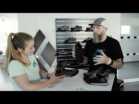 [Black Diamond - Session and Circuit Approach Shoes]