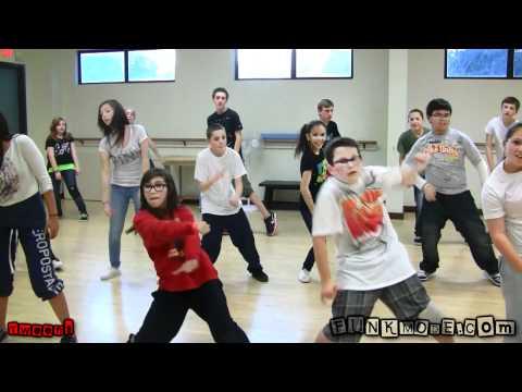 Turn It Up - Grits - FUNKMODE Kids Hip Hop Dance Class - Winter 2012