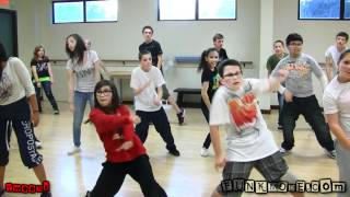 Turn It Up - Grits - FUNKMODE Kids Hip Hop Dance Class - Winter 2012
