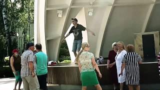 Олимпиада 80,народные танцы ,парк Горького,Харьков,июнь 2020!!!