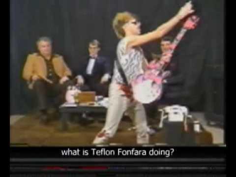 Crazy: Wild Guitar Player from universe  Bizarre Sirius sound on TV New York  Pleiades performance