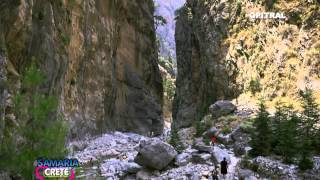 Samaria Σαμαριά Χανιά Crete Travel Tour Guide