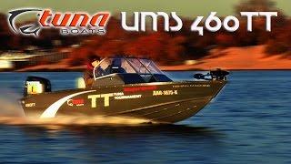 Обзор  Катера Tuna Boat 460TT.(Обзор Катера Tuna Boat 460TT . Юрий Орлов и Андрей Мельник раскрывают все секреты катера Tuna Tournament 460. Зв. эффекты..., 2016-02-28T17:49:25.000Z)