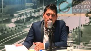 Omar Suárez se le va con todo a Andrés García y cuenta sobre su salida de la cárcel