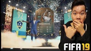 DIE BESTE FLASHBACK KARTE EVER 🔥🔥 FIFA 14 ZLATAN IBRAHIMOVIC SBC ABGESCHLOSSEN!! FIFA 19 RTG#100