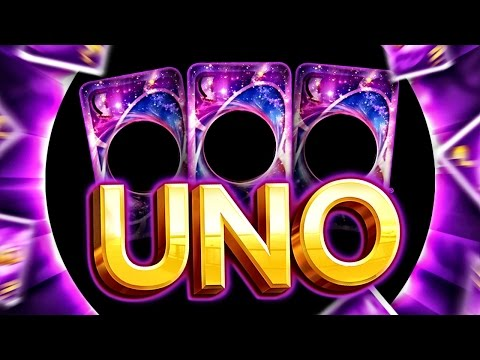 BLACK HOLE CARDS? - UNO