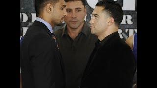 Gambar cover Fight Prediction: Kahn vs Garcia