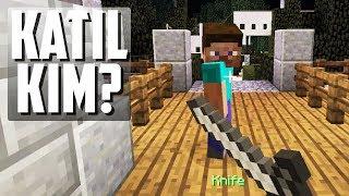 KATİL OLUP TROLLEDİM! - Minecraft: Murder Mystery