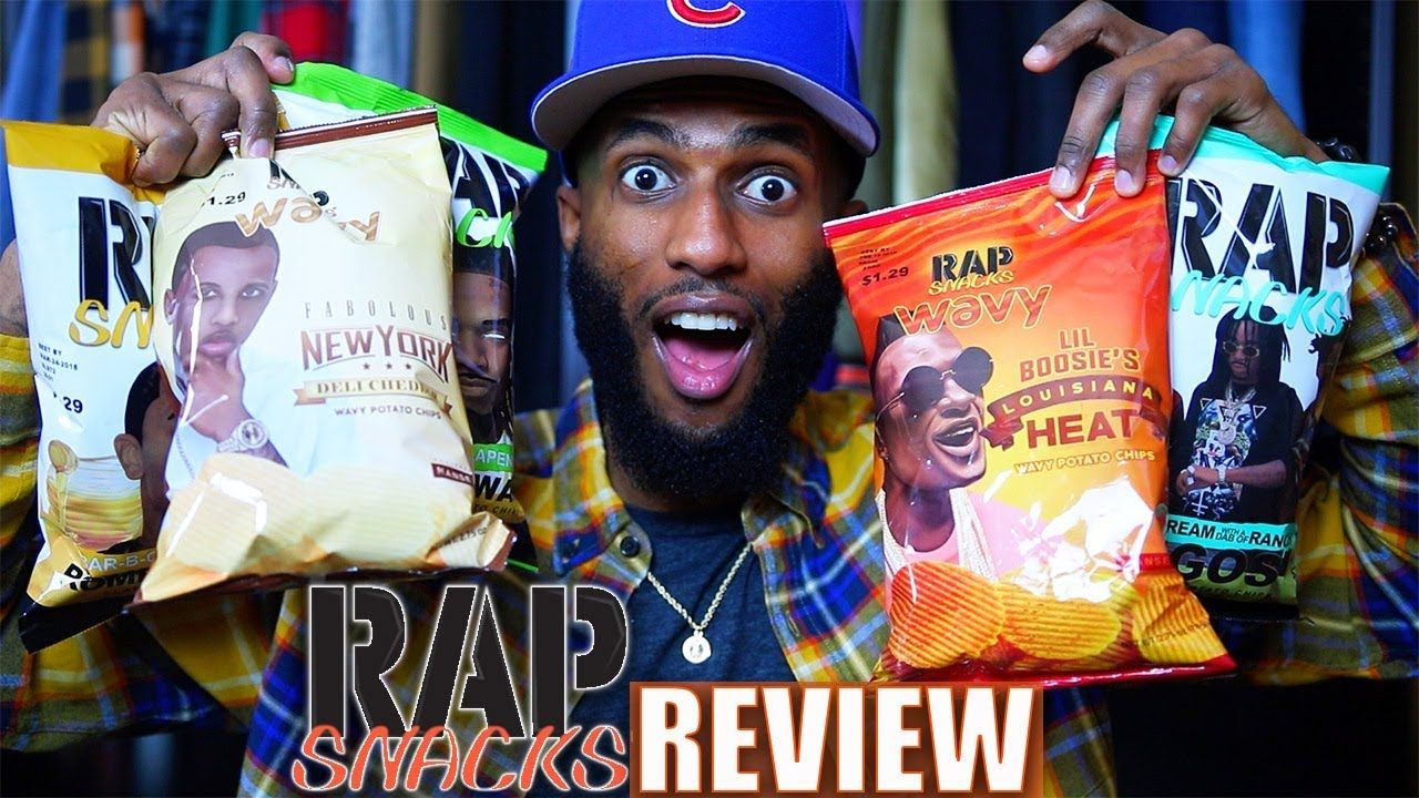 Black People Try Lil Boosie Rap Snacks For The First Time By Jk Studios