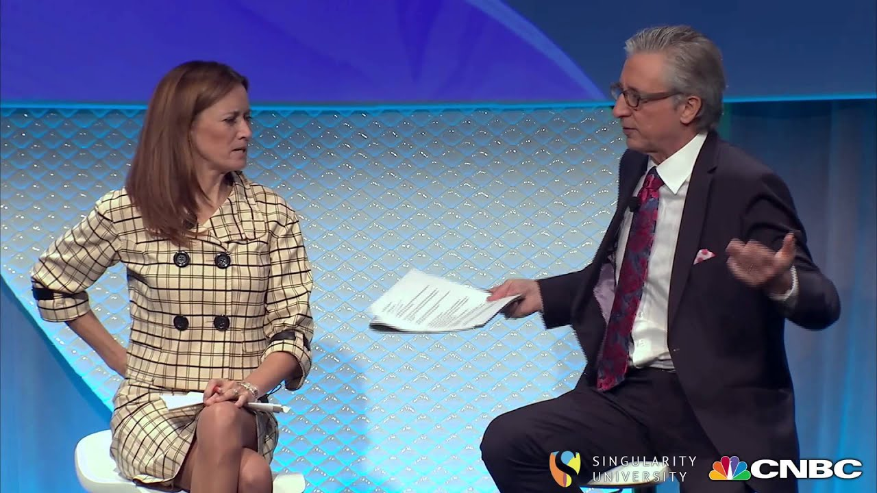 Blockchain: The Financial Challenge of our Time (Blythe Masters) FULL SESSION