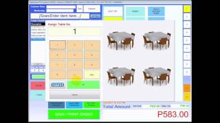 Retailware POS for Resto