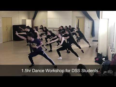 Dublin Stage School Charlie Teen Workshop