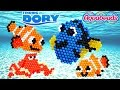 Images Disney Pixar FINDING DORY Aquabeads * Making Crafts with Amy Jo on DCTC
