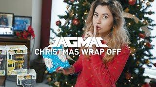JAGMAC - Christmas Wrap off!!