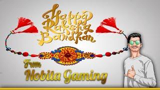   Nobita Gaming Live    DAY442    Belated Happy Raksha Bandhan