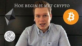 Hoe Begin Je Met Cryptocurrency