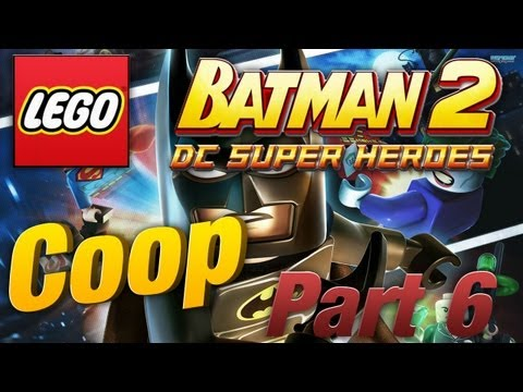 Let's Play together Lego Batman 2 - #6 Captain Boomerang