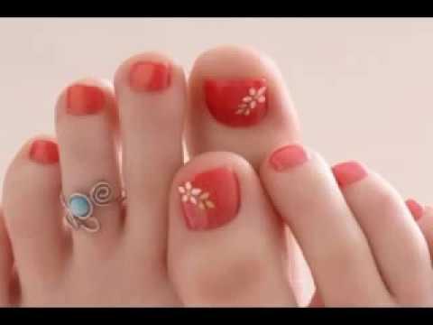 toe ring tattoo design
