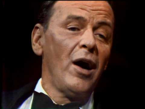 """Frank Sinatra: A Man And His Music - """"Girl From Ipanema"""""""