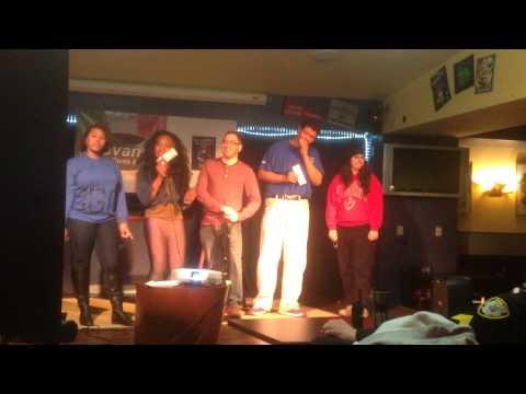 Winners!!!! @ HERO campaign karaoke night!!!!