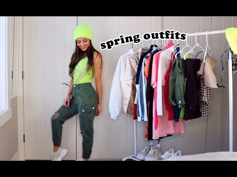SPRING OUTFITS 2019   BooHoo