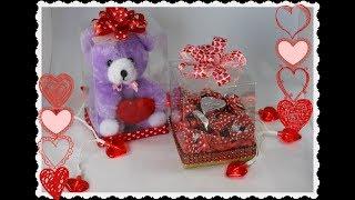 Manualidades para San Valentin con material reciclado/The best out waste