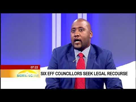 Six EFF Councillors seek legal recourse
