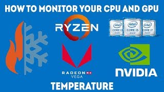 How To Monitor Your GPU and CPU Temperature [Simple Guide]