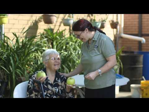 A career in aged care as a Care Worker