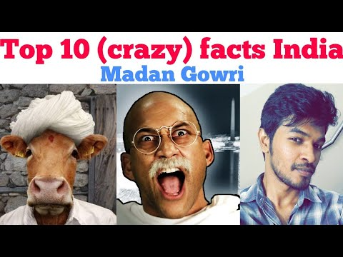 Top 10 crazy facts India | Tamil | Madan Gowri | MG
