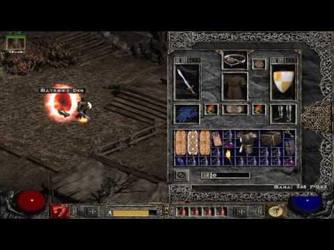 Diablo 2 - Uber Tristram Pandemonium Event  Walkthrough (Smiter)