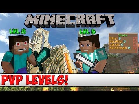 PvPLevels | SpigotMC - High Performance Minecraft