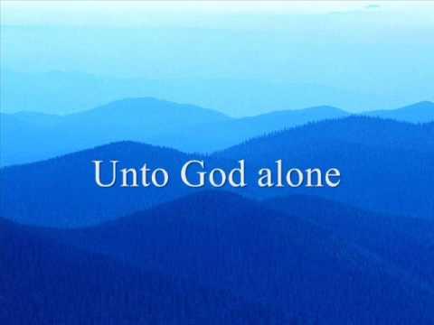 Hillsong You alone are God Lyrics