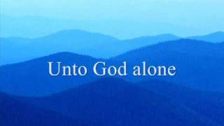 Hillsong You alone are God Lyrics