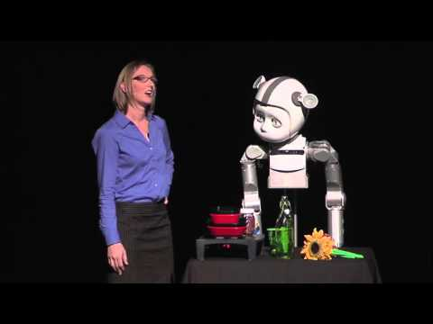 The next frontier in robotics: social, collaborative robots | Andrea Thomaz | TEDxPeachtree