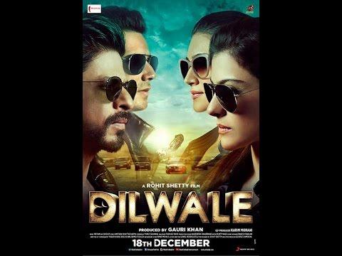Dilwale Hindi Movie | Shahrukh Khan | Kajol | Varun Dhawan | 2016